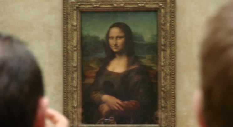 Musee du Louvre Monalisa