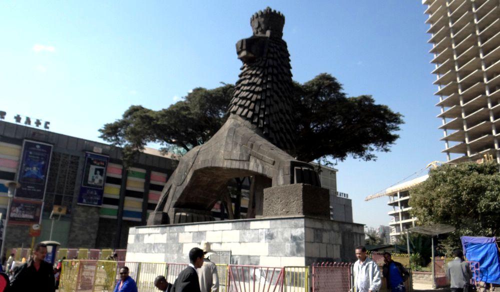 26 horas em Adis Abeba