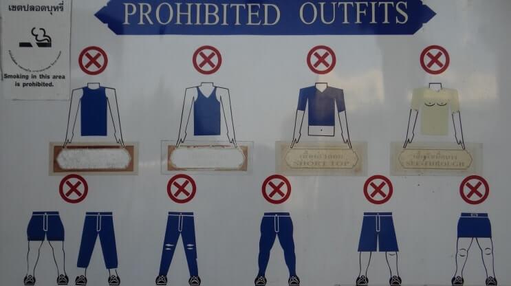 Código de vestimenta