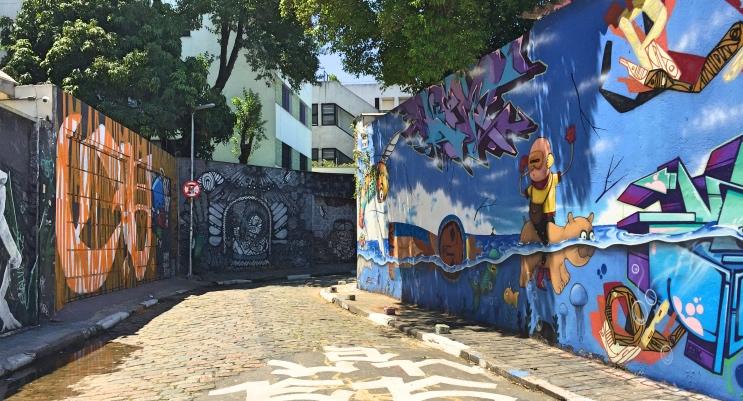 Beco do Batman: a arte de rua de São Paulo
