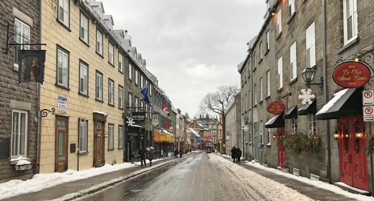 Aeroporto Quebec : Turismo em quebec uma das cidades mais antigas do canadá