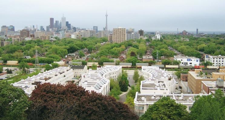 Vista de Toronto
