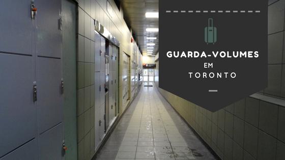 Guarda-volumes em Toronto
